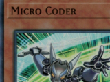 Micro Coder