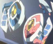 Leo & Luna's Duel Disk