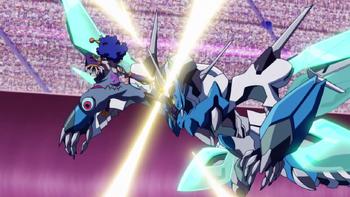 Yu-Gi-Oh! ARC-V - Episode 072