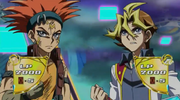 Crow and Sawatari Join The Duel