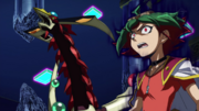 Awakened Yuya shocked