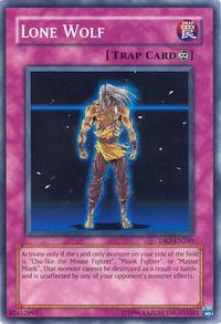 YuGiOh! TCG karta: Lone Wolf