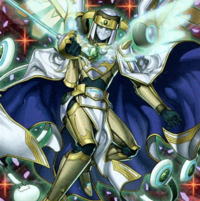 Gem-Knight Seraphinite art