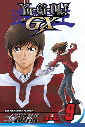 <i>Yu-Gi-Oh! GX</i> Volume 9