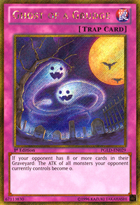 YuGiOh! TCG karta: Ghost of a Grudge