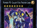 Number 90: Galaxy-Eyes Photon Lord