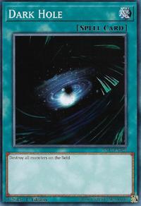 YuGiOh! TCG karta: Dark Hole