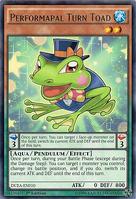 Performapal Turn Toad DUEA