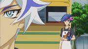 Ryoken leaves Yusaku