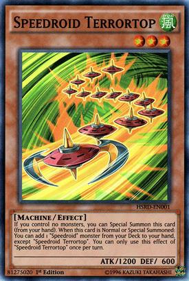 Speedroid Terrortop HSRD