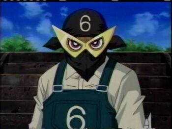 Yu-Gi-Oh! - Episode 187