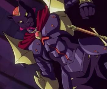 Beast-Warrior Puma