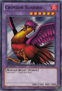 Crimson Sunbird CBLZ