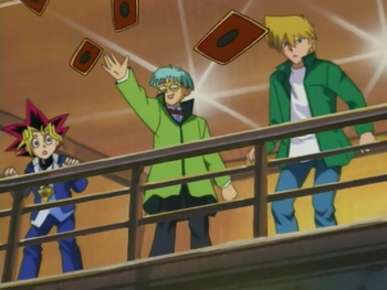 Yu-Gi-Oh! - Episode 003