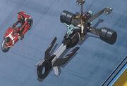 Yusei versus Greiger