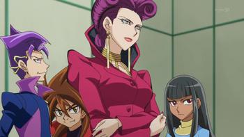 Yu-Gi-Oh! ARC-V - Episode 008