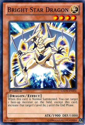 Bright Star Dragon GAOV