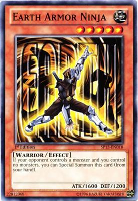 Earth Armor Ninja SP13