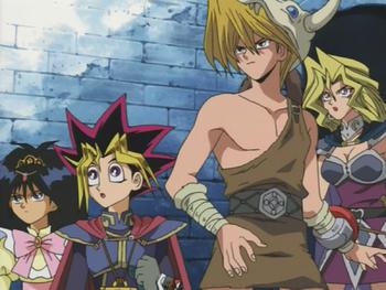 Yu-Gi-Oh! - Episode 044