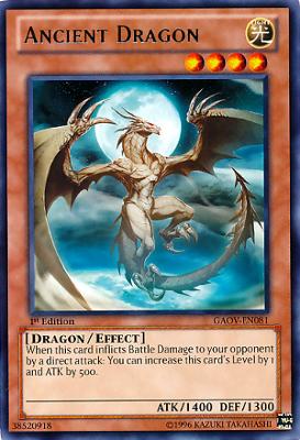Ancient Dragon GAOV