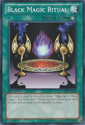 Black Magic Ritual LCYW