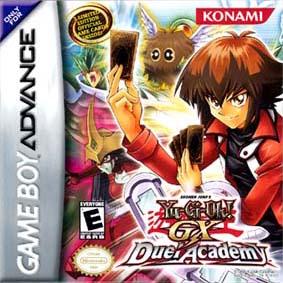 <i>Yu-Gi-Oh! GX Duel Academy</i>