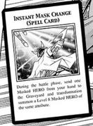 InstantMaskChange-EN-Manga-GX