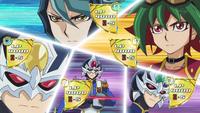 Shay & Yuya VS Obelisk Force