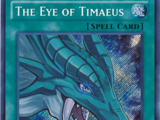 The Eye of Timaeus