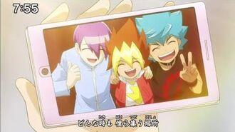 ☆Yu-Gi-Oh! Sevens- Ending 1 - Goha -7 Elementary School Song☆