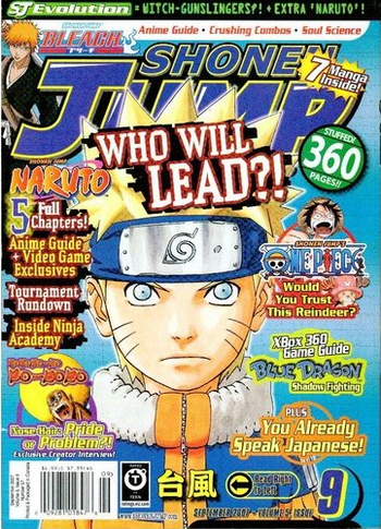 <i>Shonen Jump</i> Vol. 5, Issue 9