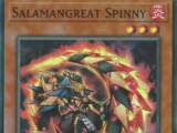 Salamangreat Spinny