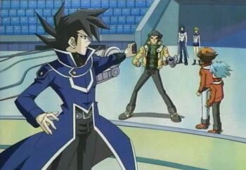 Yu-Gi-Oh! GX - Episode 012
