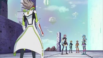 Yu-Gi-Oh! VRAINS - Episode 083