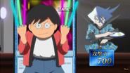 Yu-Gi-Oh! in Akiba's Trip ep9