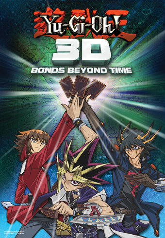 Yu-Gi-Oh! 3D Bonds Beyond Time Theater distribution card