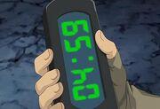 Crow's alarm clock