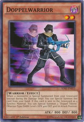 Doppelwarrior SDSE