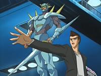 Tristan and Super Roboyarou