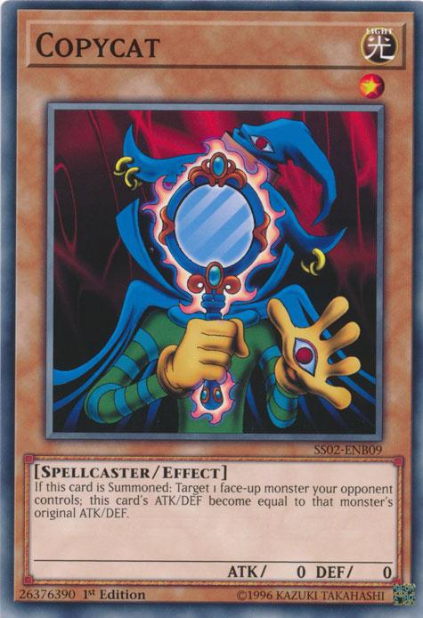 Copycat | Yu-Gi-Oh! Wiki | Fandom