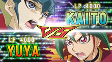 Kite VS Yuya