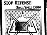 Stop Defense (original manga)