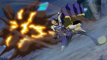 Yu-Gi-Oh! ARC-V - Episode 104