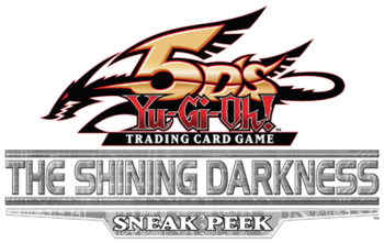 The Shining Darkness Sneak Peek Participation Card