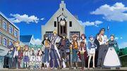 Yu-Gi-Oh! 5D's arc 3 cast