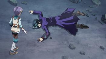 Yu-Gi-Oh! ARC-V - Episode 109