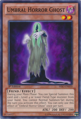 Umbral Horror Ghost PRIO