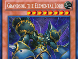 Grandsoil the Elemental Lord