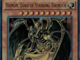 Hamon, Lord of Striking Thunder