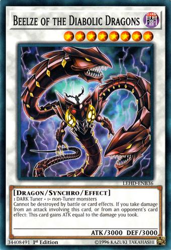 Beelze of the Diabolic Dragons   Yu-Gi-Oh! Wiki   Fandom